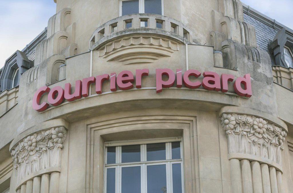 """""""Homme du Jour"""" – Le Courrier Picard"""