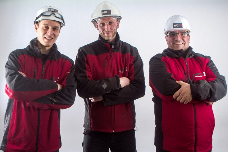 Salariés MPC Construction