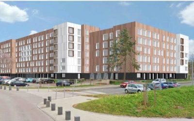 Nous participons à la réhabilitation du quartier Etouvie Amiens.